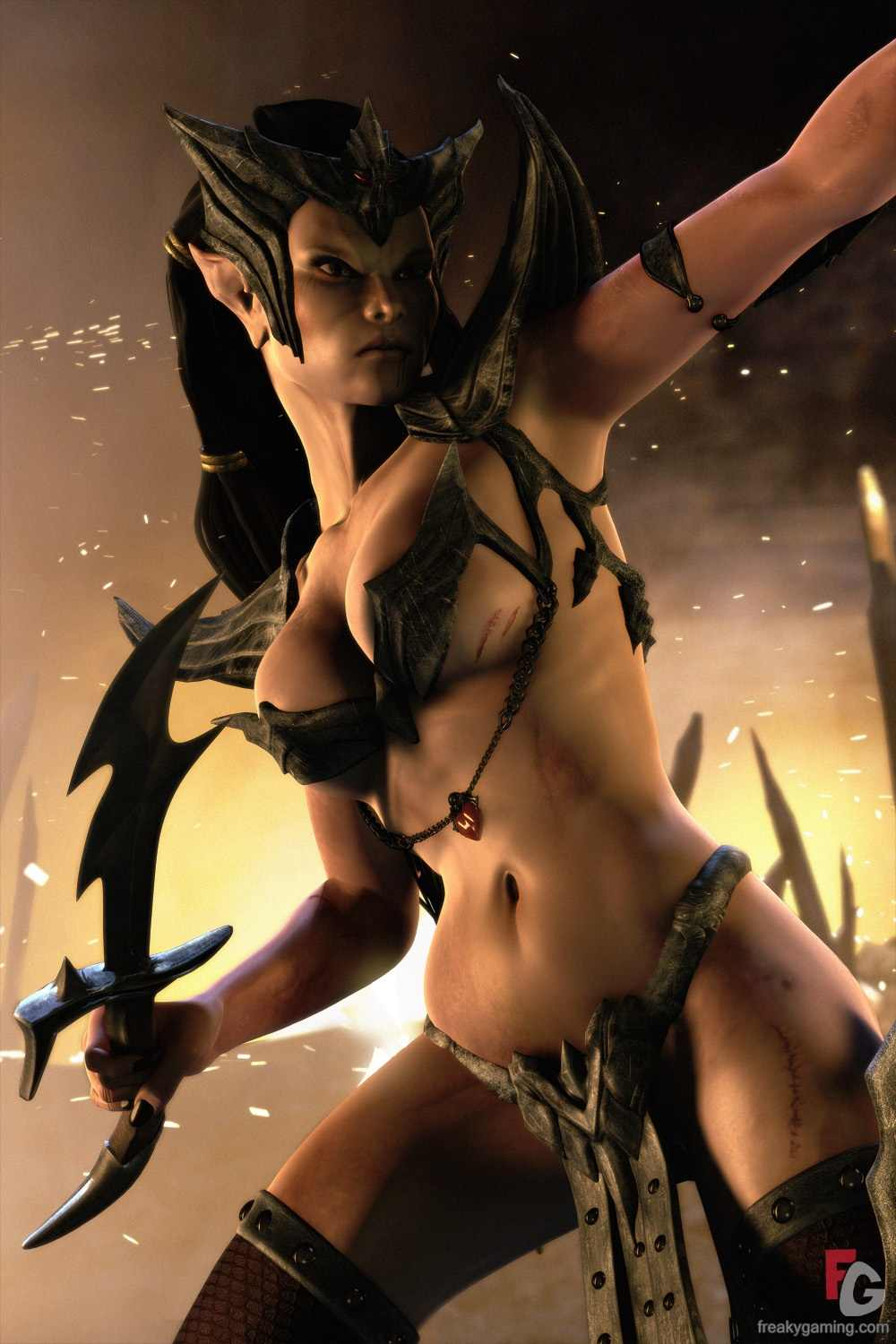 Elf witches sexy pics